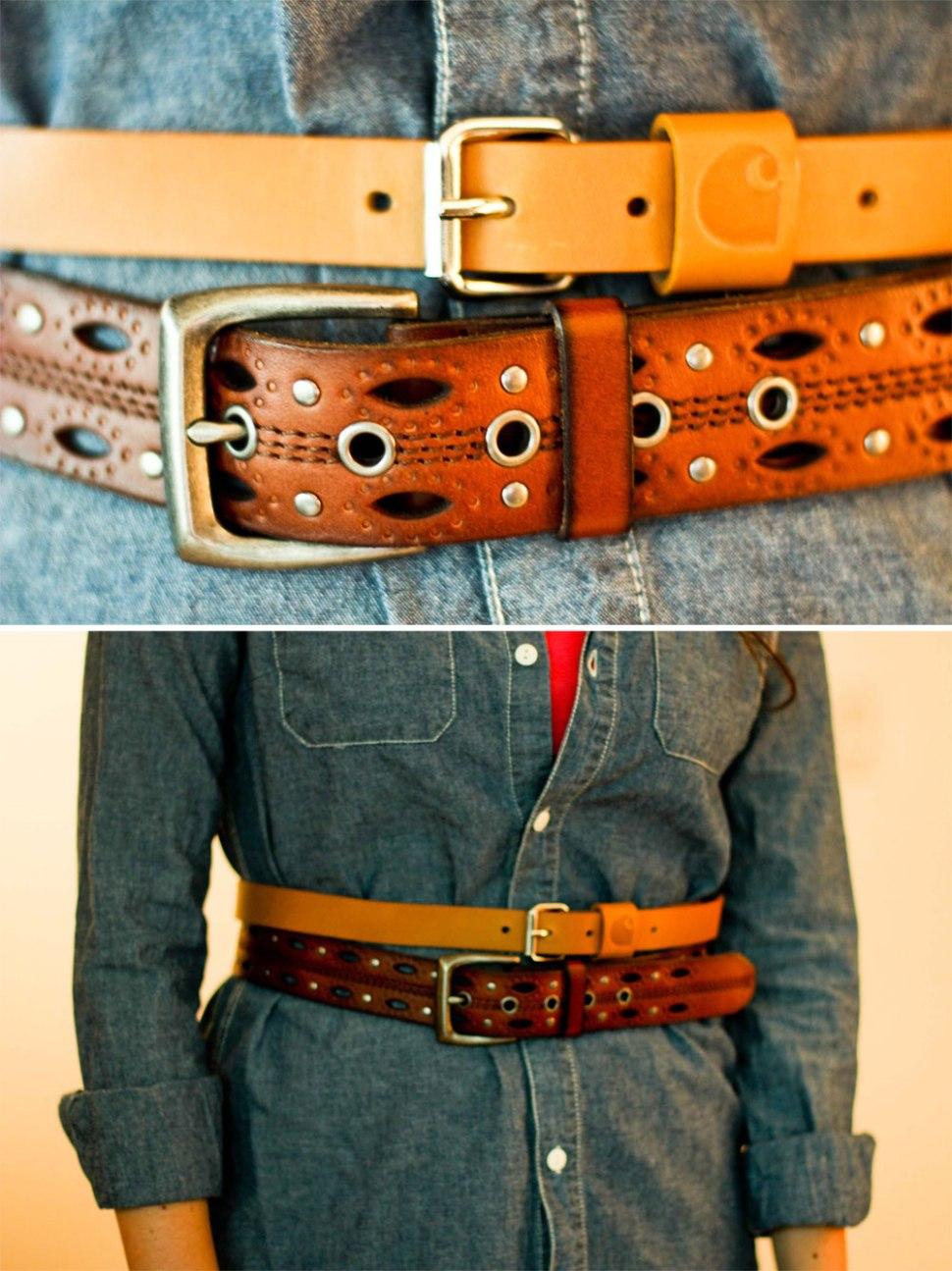 Carhartt belts