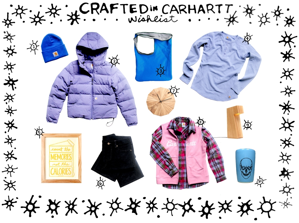 Carhartt wishlist