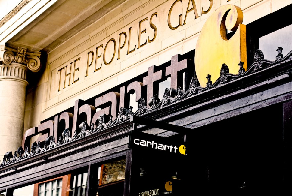 Chicago Carhartt store