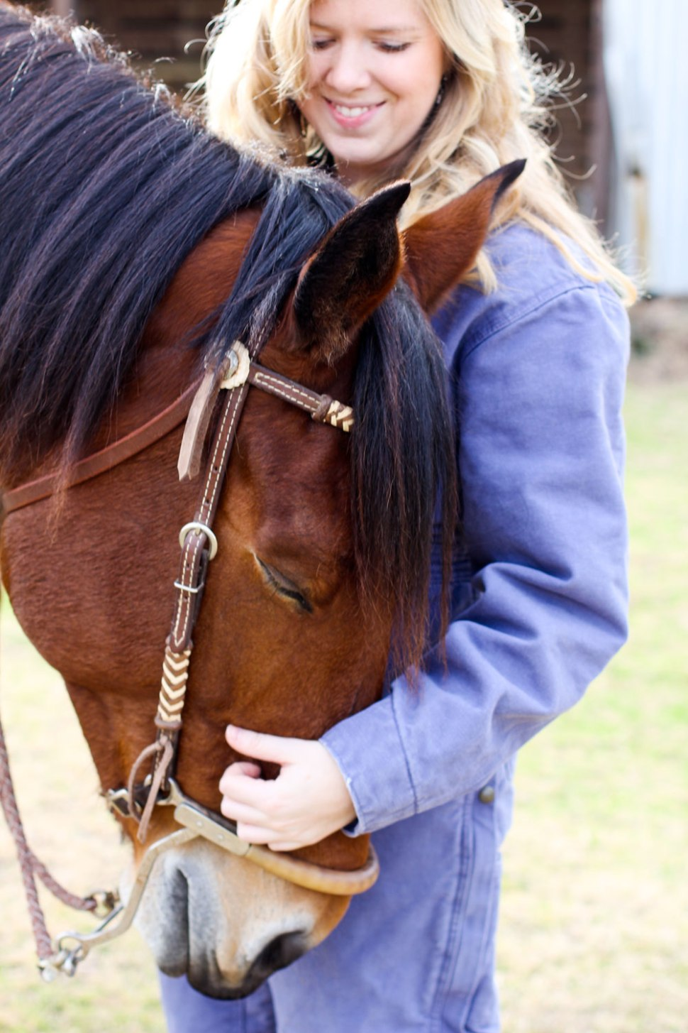 horses and Carhartt