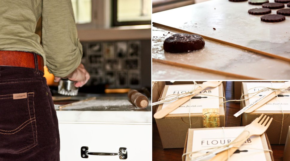 Flour Lab and Carhartt
