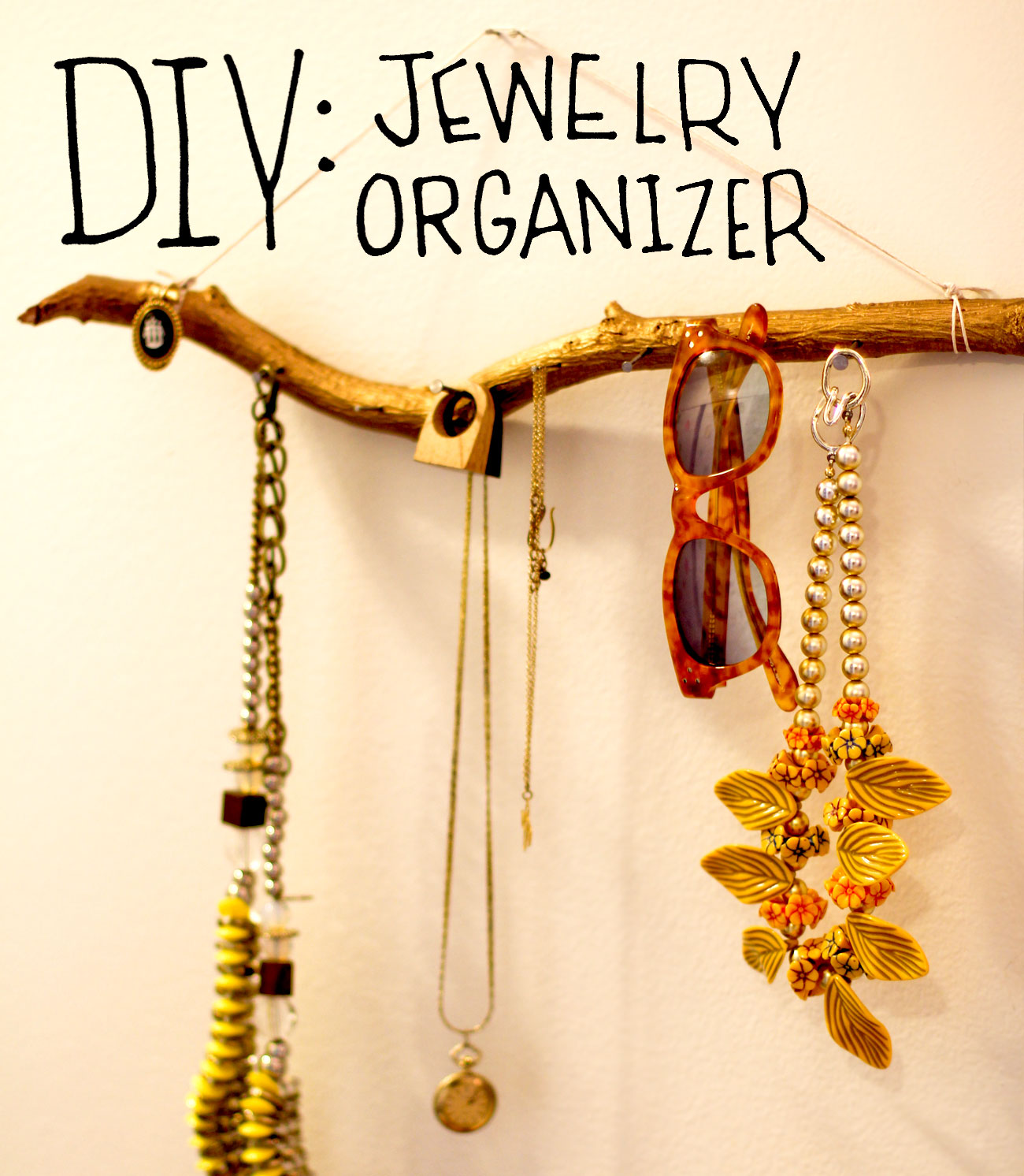 DIY: Jewelry Organizer – Crafted in Carhartt