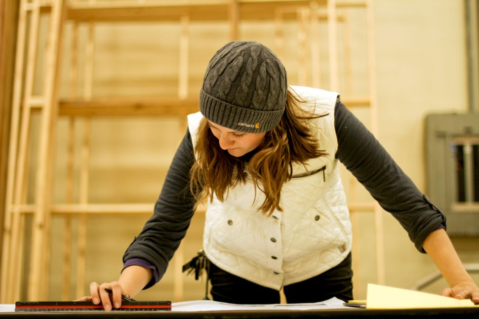 set design and Carhartt