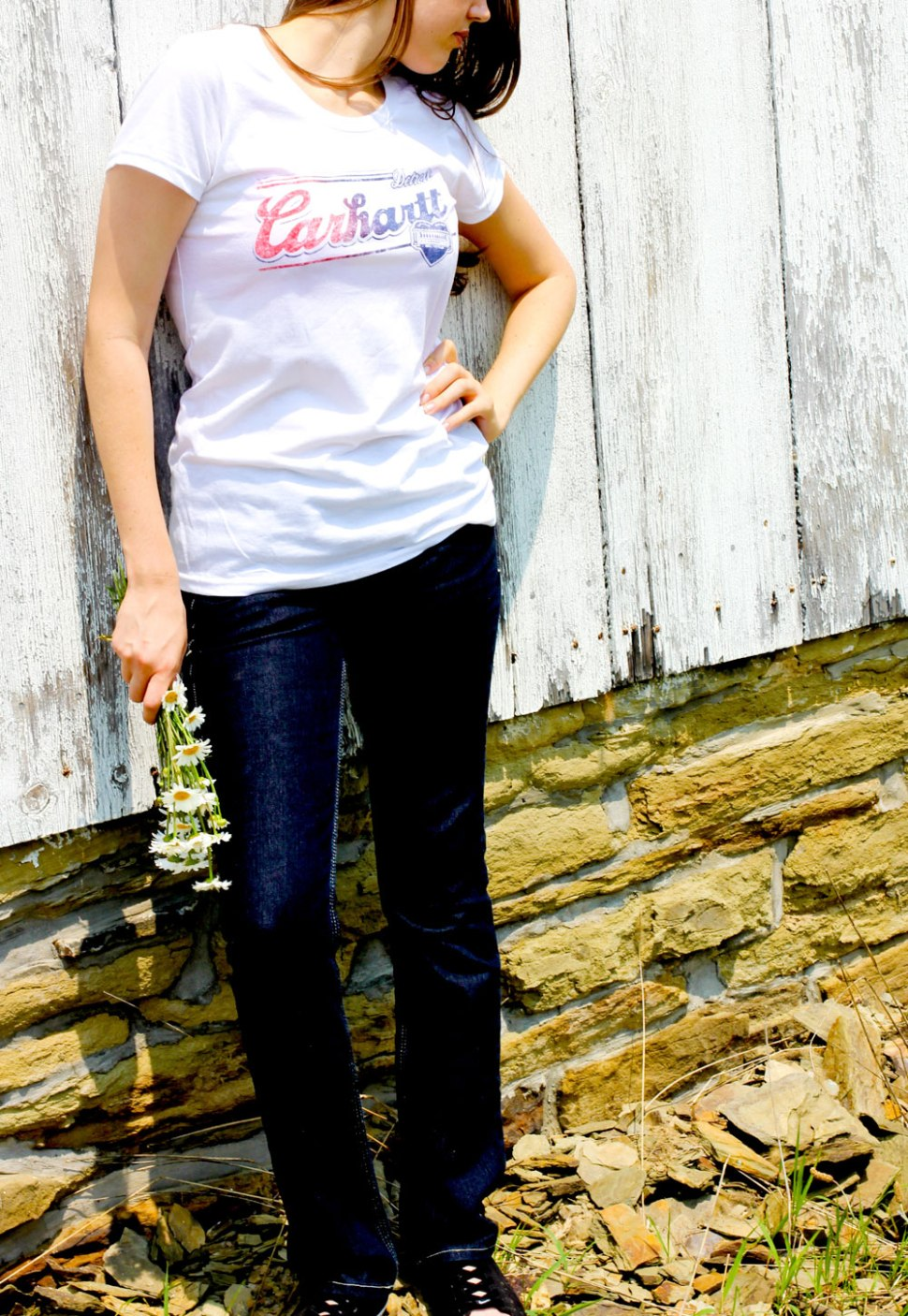 Carhartt women's modern fit jean