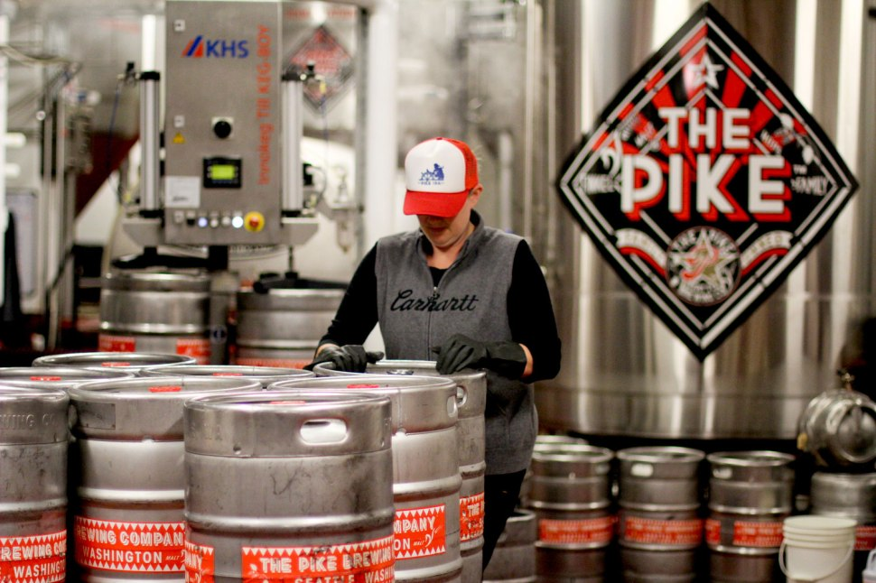 Pike Brewery and Carhartt