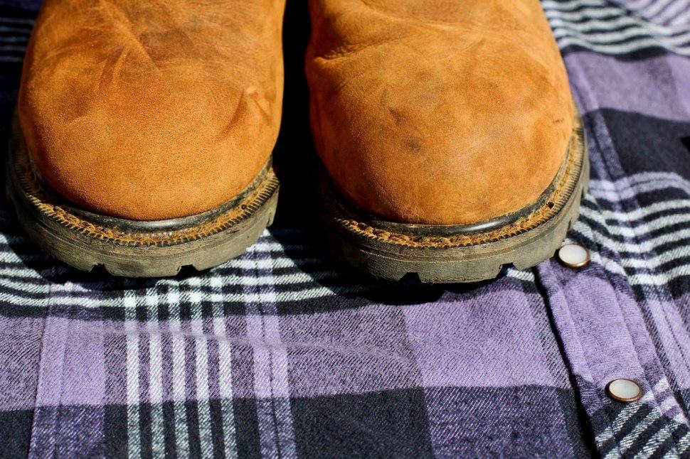 Wellington Carhartt boots
