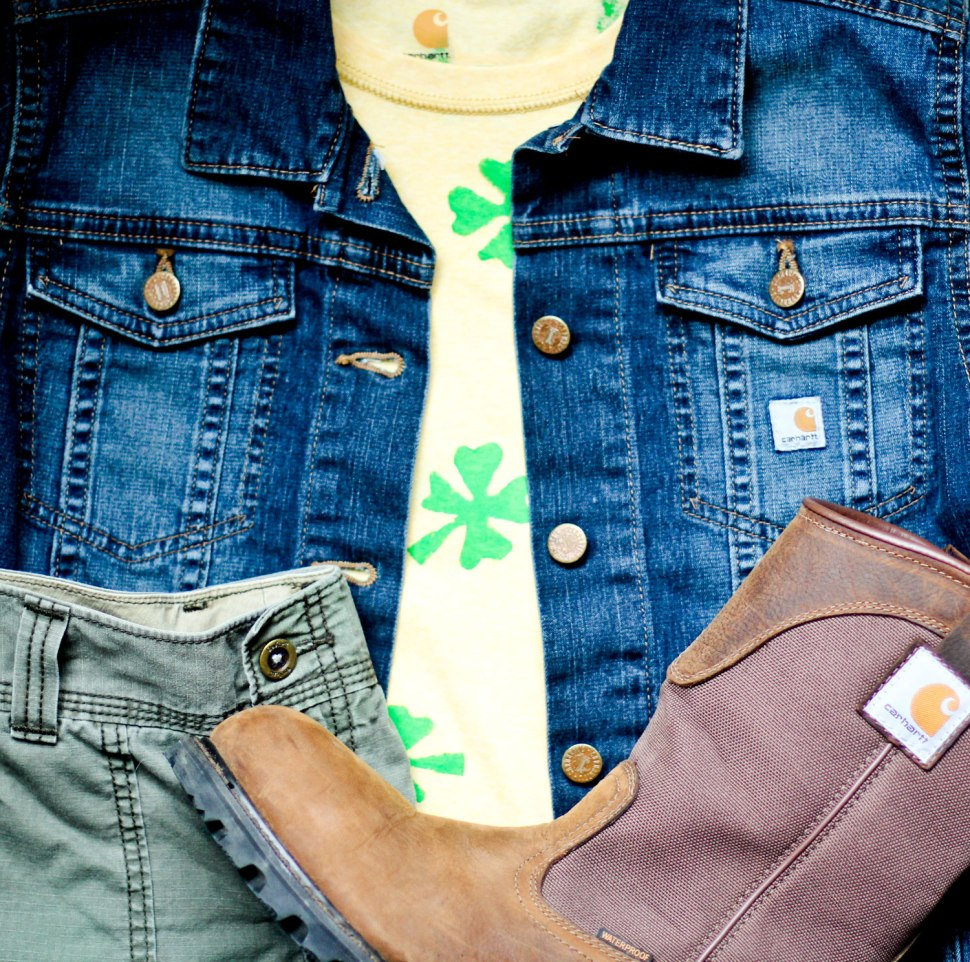 Carhartt and St. Patrick's Day