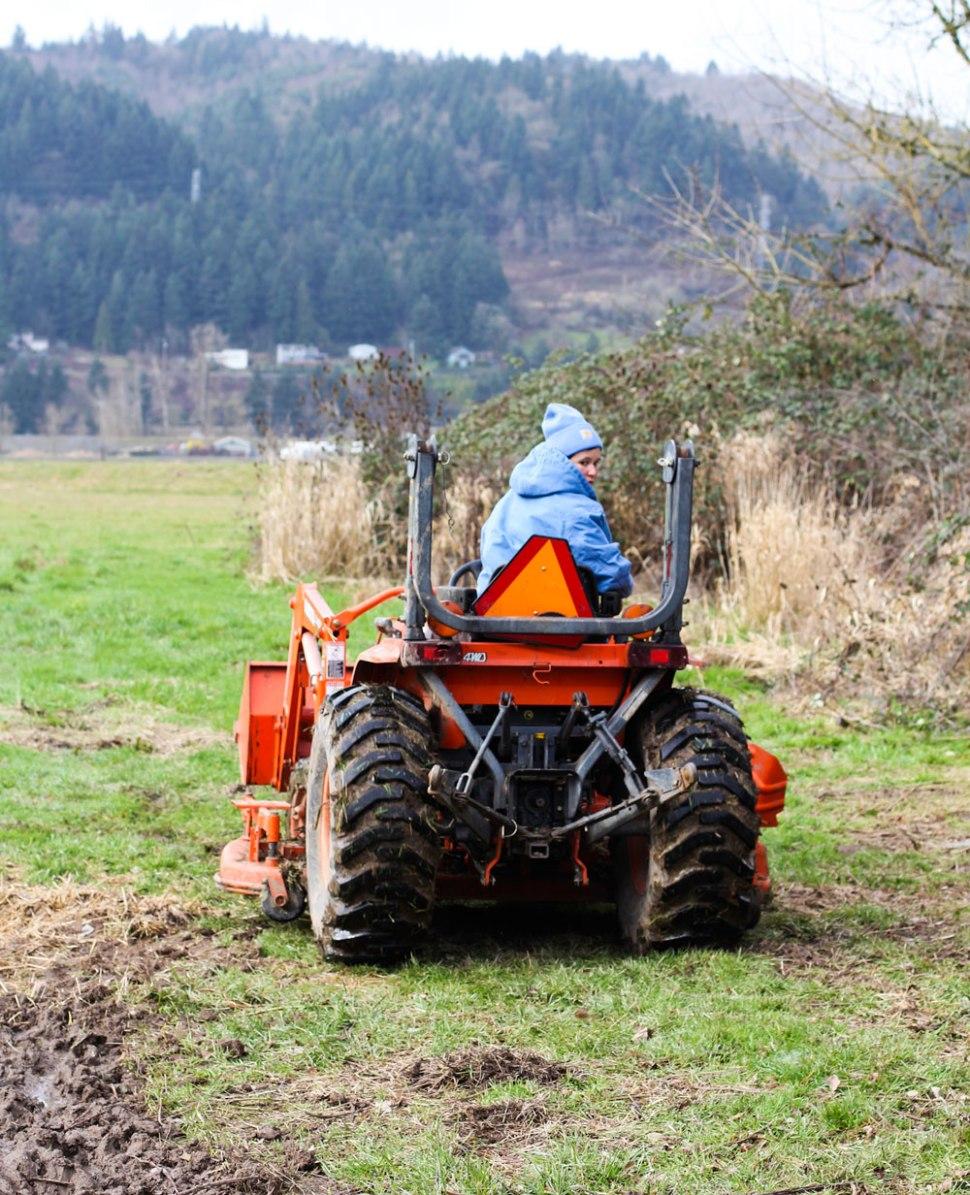 Able Farms and Carhartt, Portland