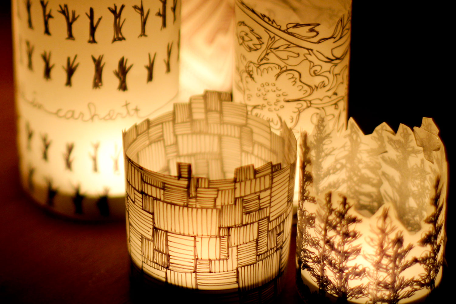 DIY: Paper Lantern – Crafted in Carhartt