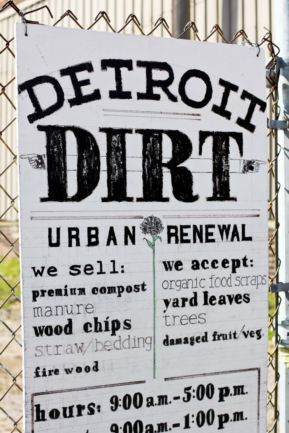 Detroit Dirt and Carhartt