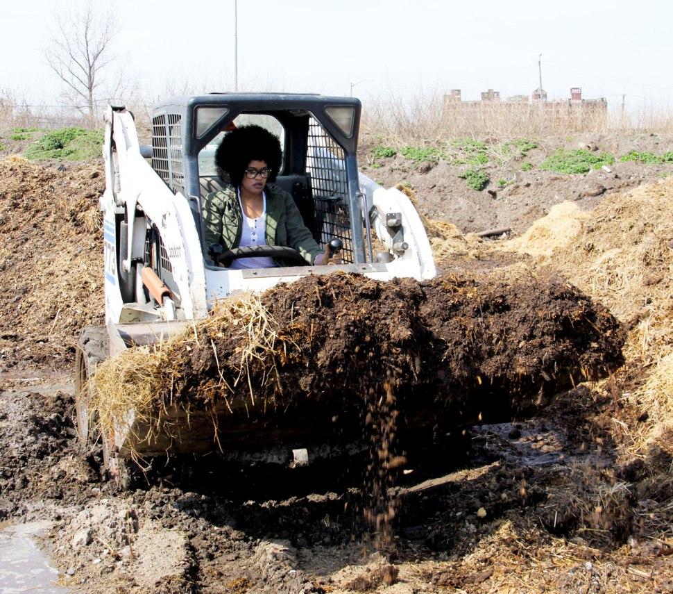 Detroit Dirt and Carhartt