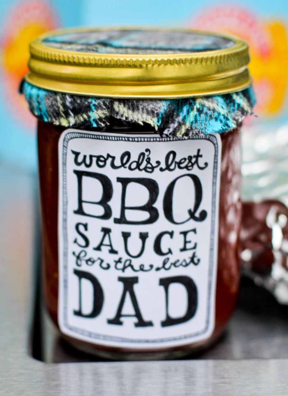 Carhartt DIY BBQ Sauce