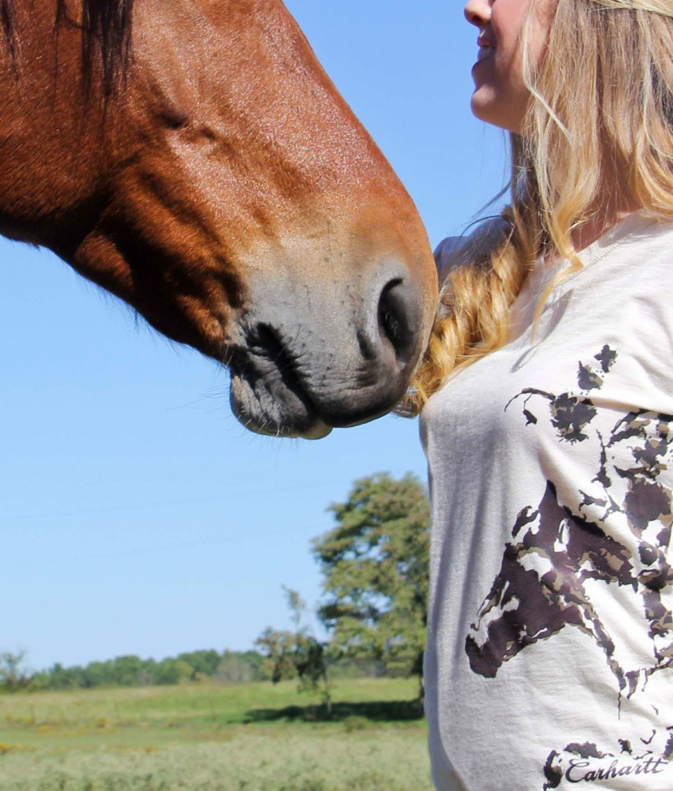 Carhartt and Horses