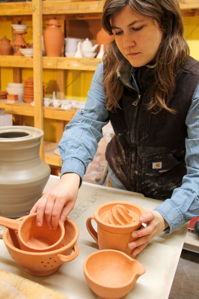 Ginny Sims Pottery