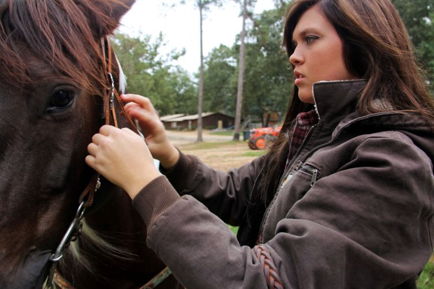 Carhartt Women and horses