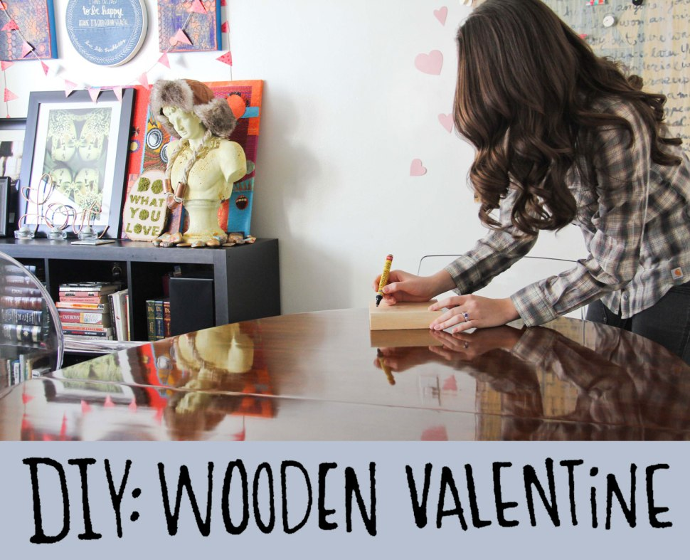 DIT Carhartt Valentine's Day Crafts