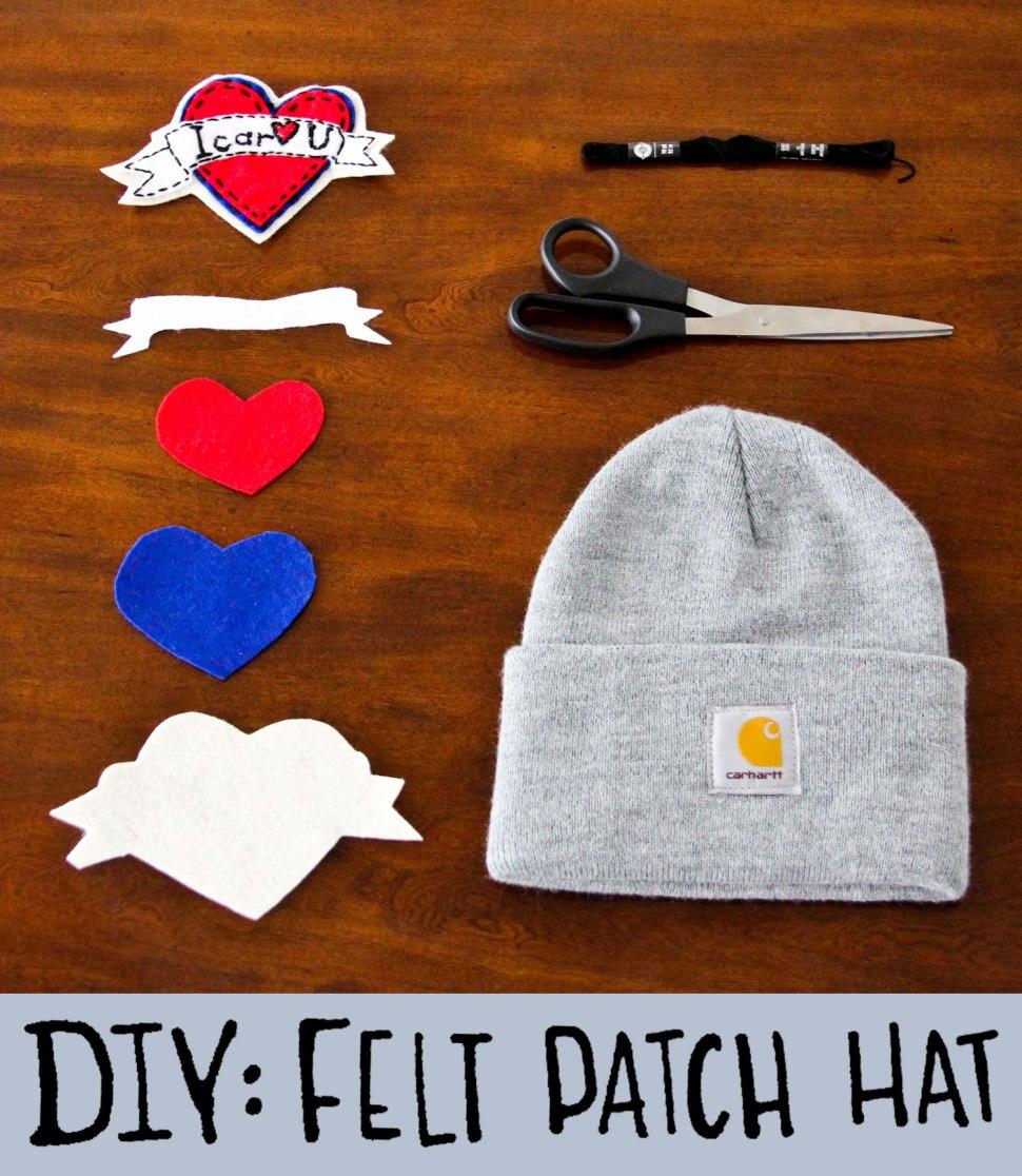 DIT Carhartt Valentine's Day Crafts