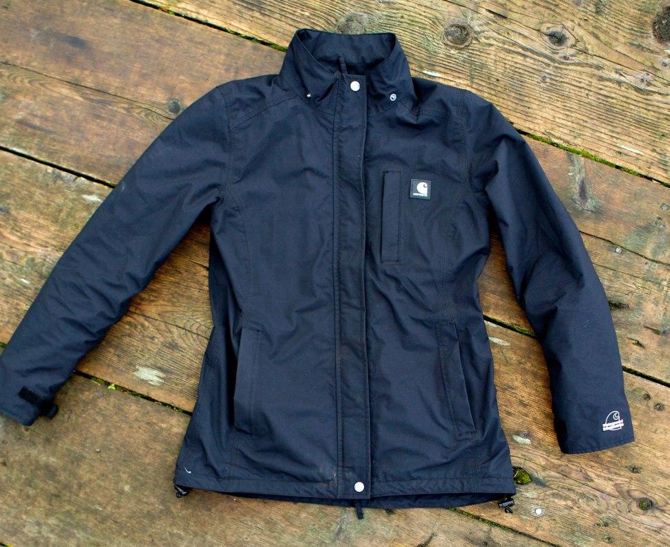 Carhartt Women's Rain Jacket -- perfect for Seattle