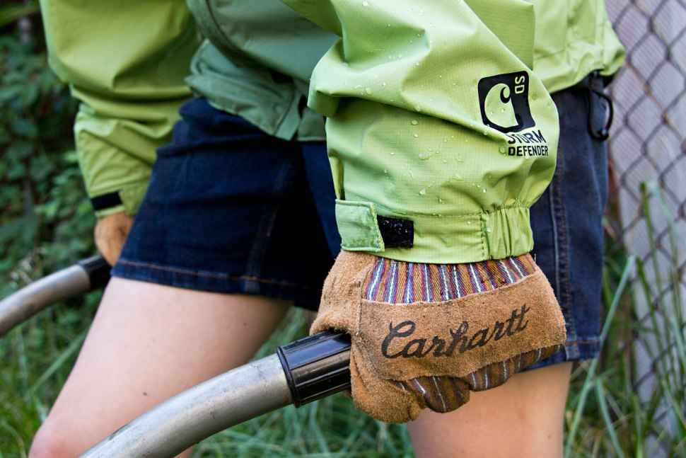 Building Hugger - Crafted in Carhartt