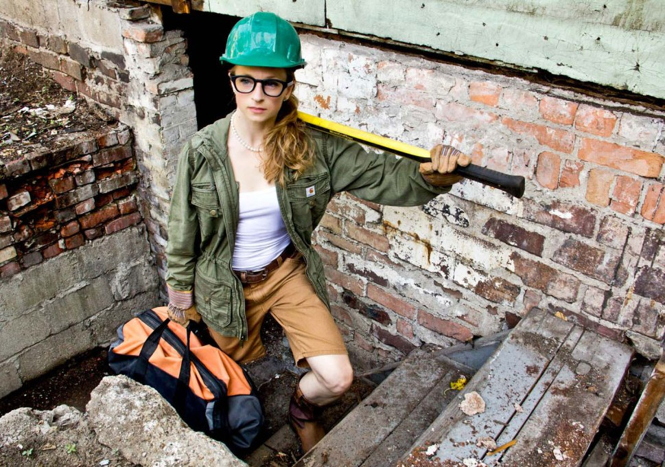 Crafted in Carhartt -- DIY Wardrobe