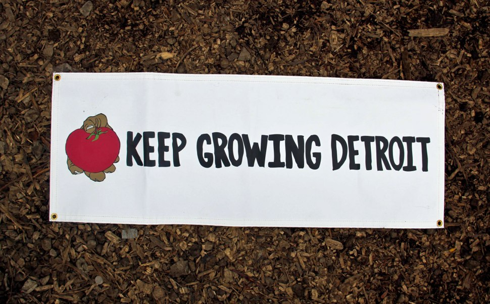 Keep Growing Detroit and Carhartt