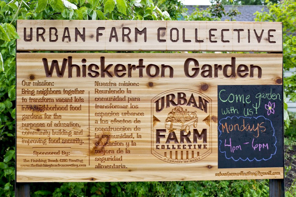 Urban Farm Collective in Portland
