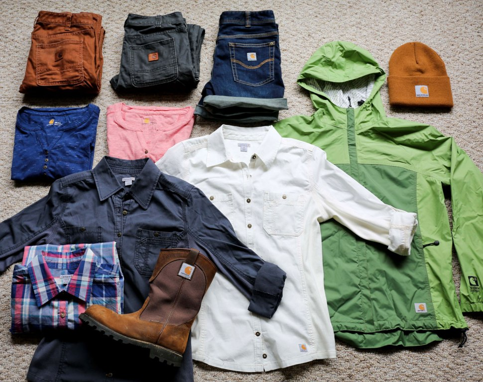 Packing for Portland / Crafted in Carhartt