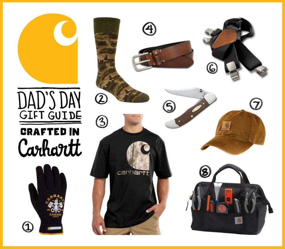 Carhartt Gift Guide for Father's Day