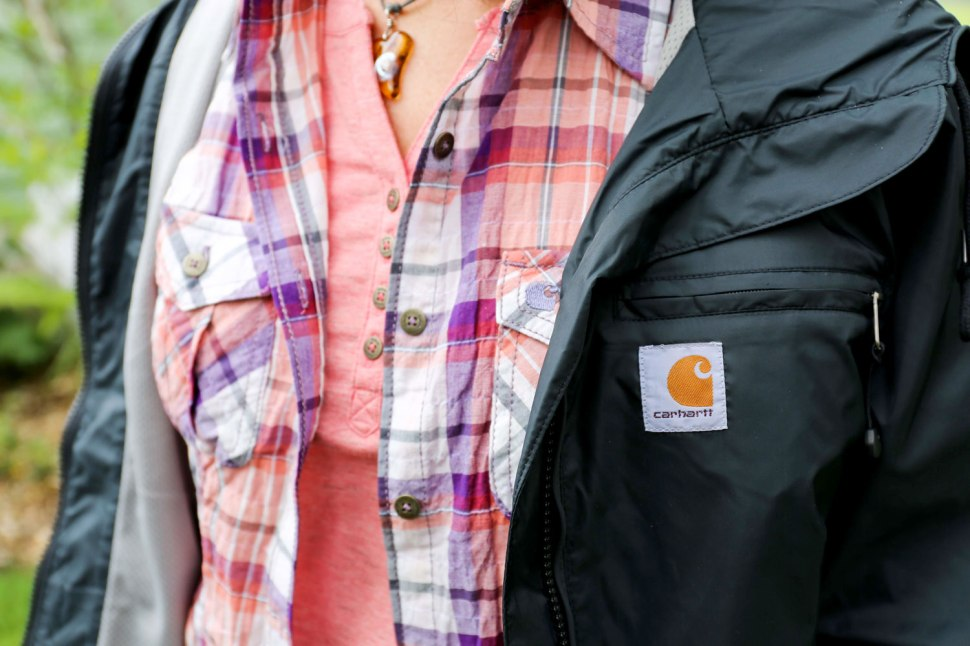 Just Us Hens / Crafted in Carhartt