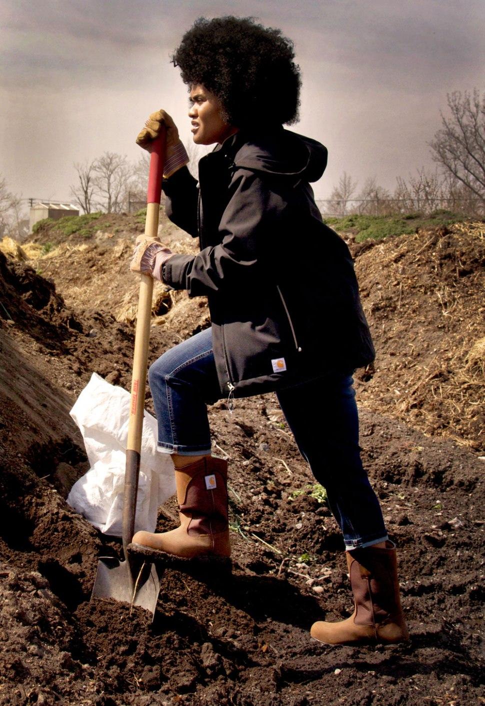Pashon Murray Detroit Dirt