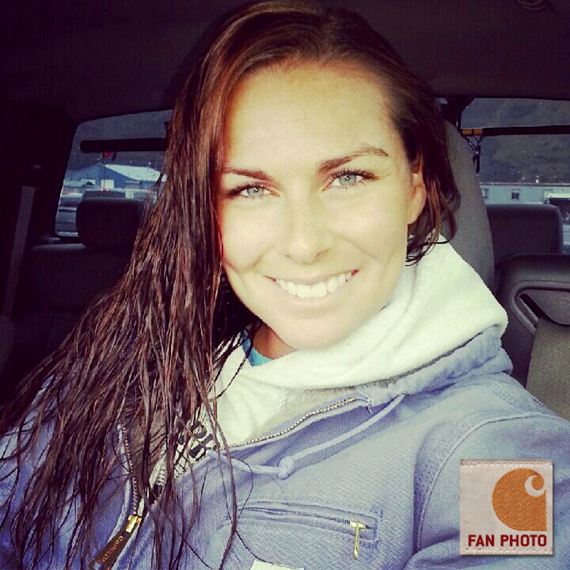 Krista Burleson / Crafted in Carhartt fan photos