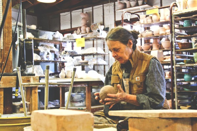 pottery and the fountain of youth
