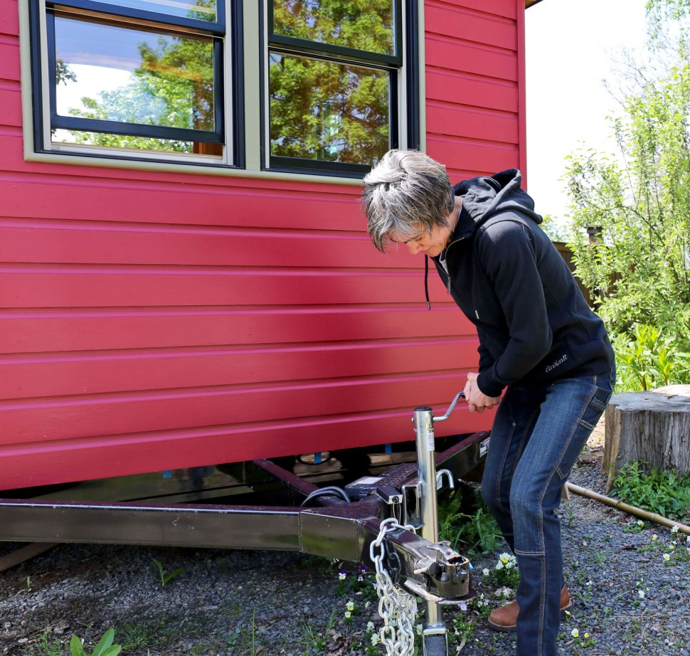 Tiny Houses and Living Deliberately