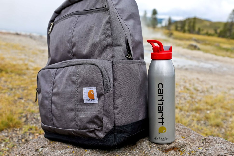 Backpacking Hacks / Crafted in Carhartt