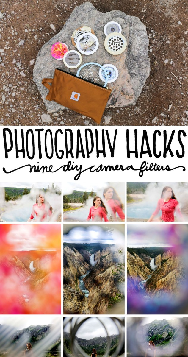 Photography Hacks: 9 DIY Camera Filters - Crafted in Carhartt