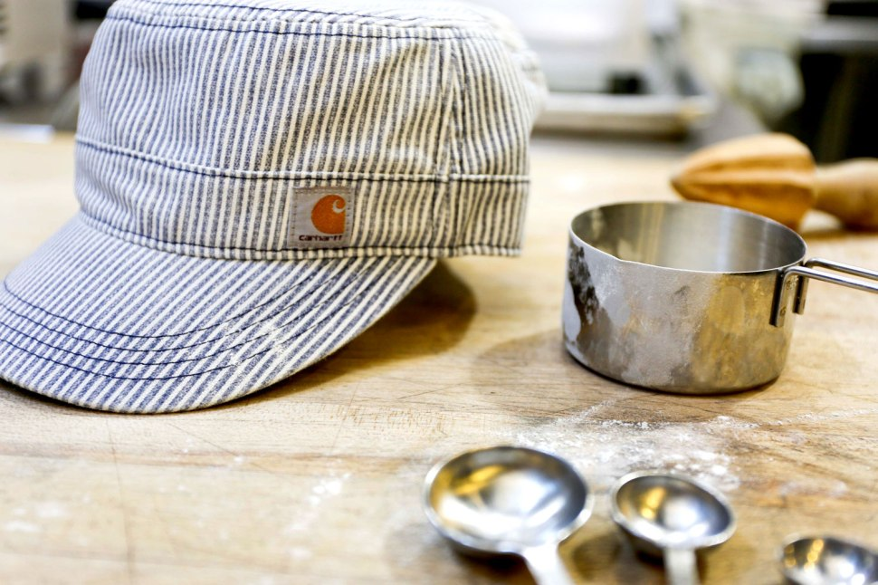 Floriole Cafe and Bakery / Crafted in Carhartt