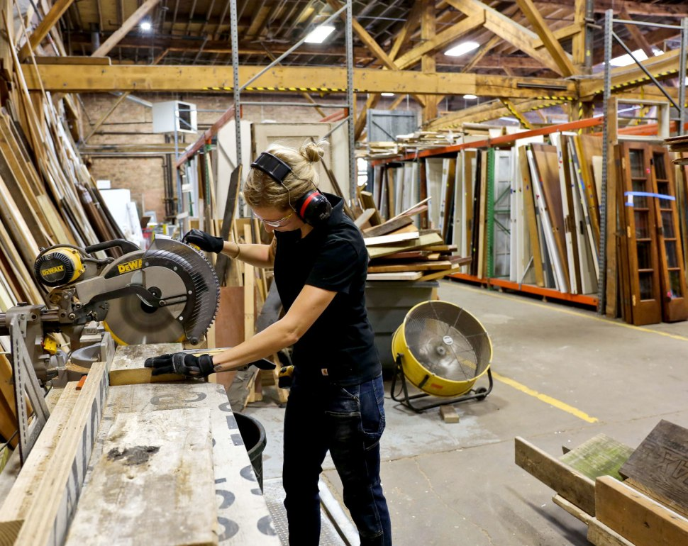 Rebuilding Exchange / Crafted in Carhartt