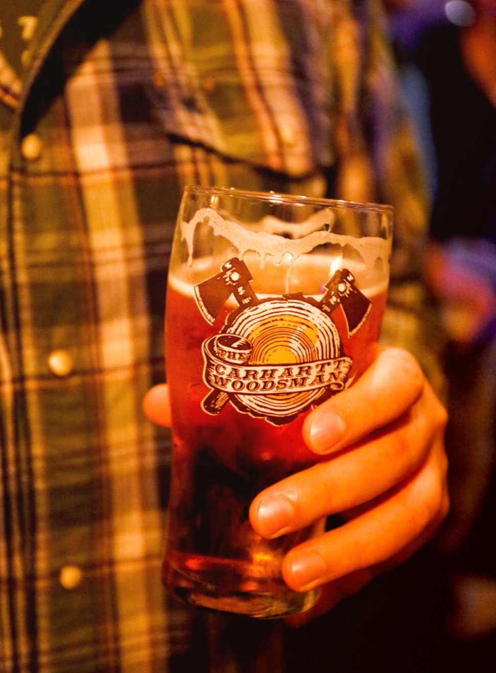 Carhartt New Holland Beer / Crafted in Carhartt