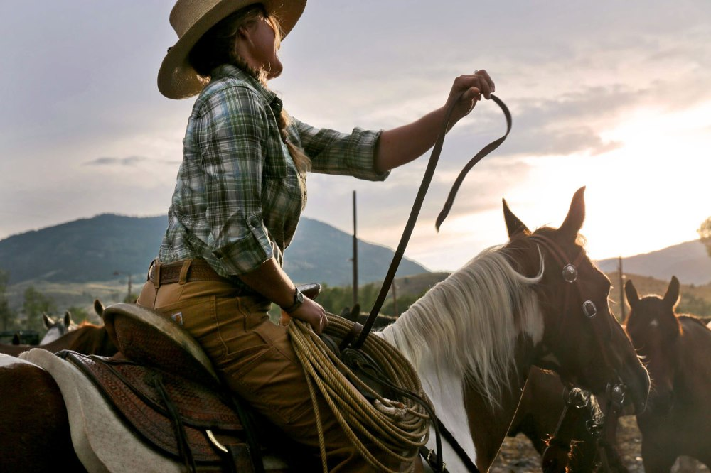 mountain ranch women Some ranches offer women-centered specialty weeks while others allow   massage options, fly fishing and hikes through the rocky mountain.