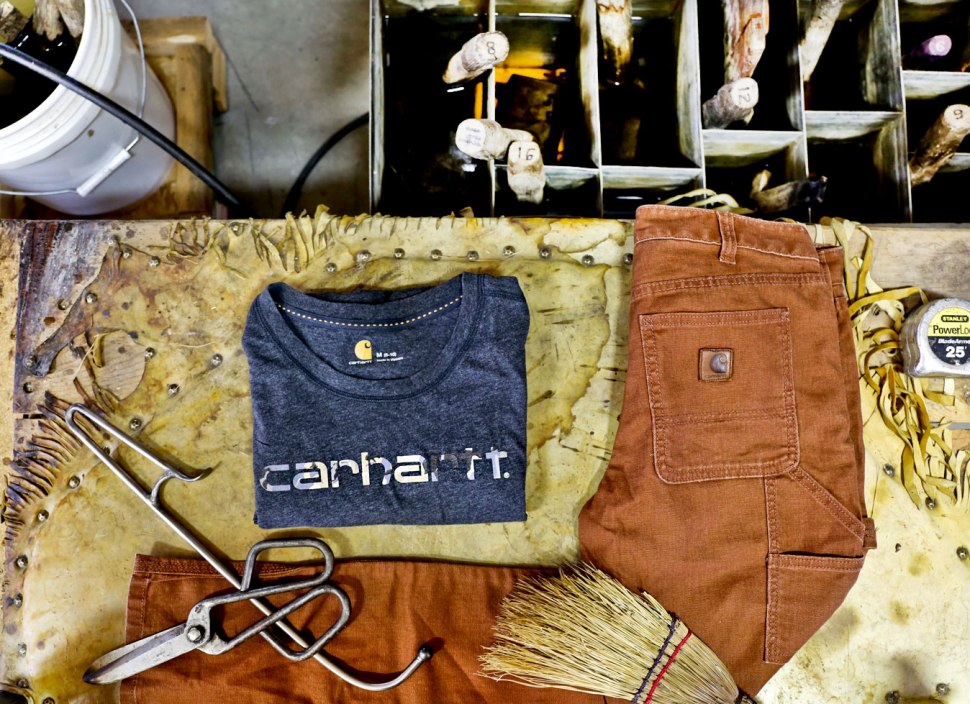 Ona Magaro / Crafted in Carhartt