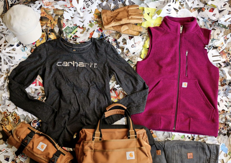 Build Your Tool Bag / Crafted in Carhartt