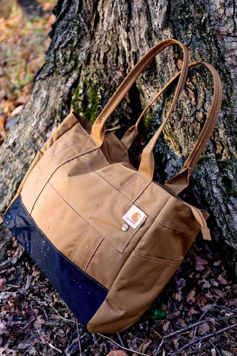 Carhartt East West Tote / Crafted in Carhartt