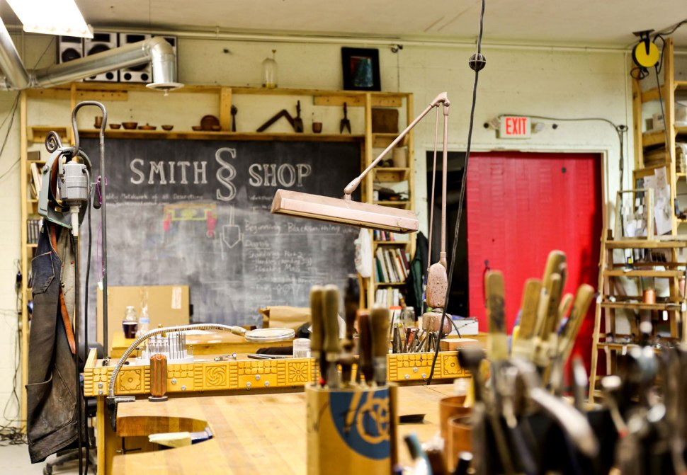 Smith Shop Detroit / Crafted in Carhartt