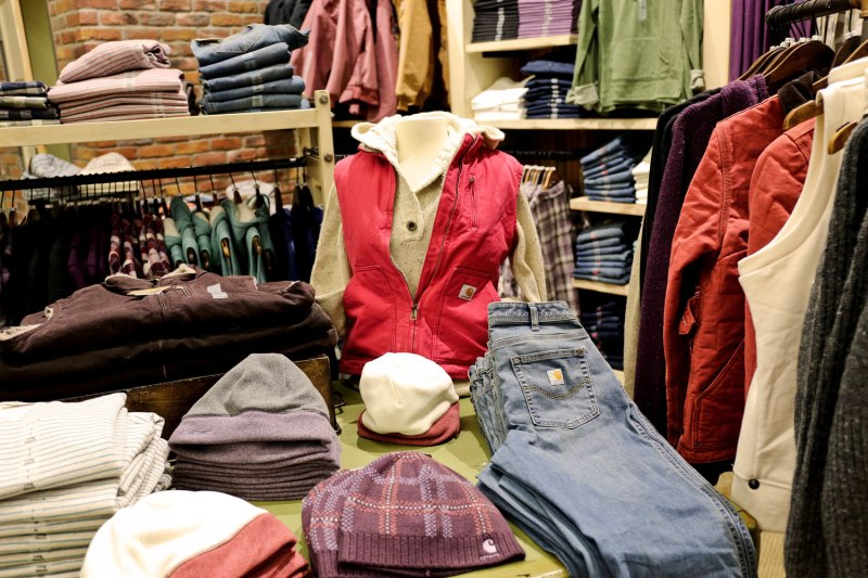 Carhartt Syracuse Store / Crafted in Carhartt