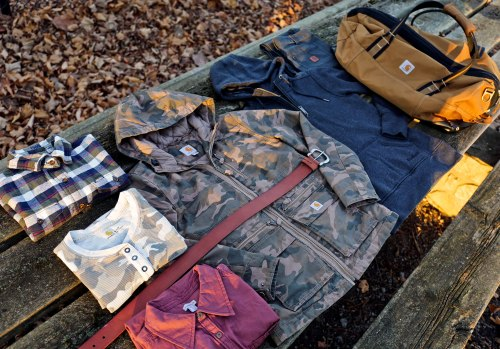 what to pack for Syracuse / Crafted in Carhartt