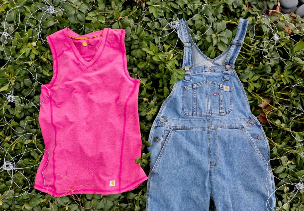 Build a Better Spring / Crafted in Carhartt