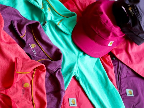 The Color of Force / Crafted in Carhartt