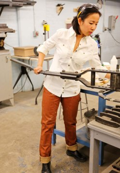 Sally Zheng / Crafted in Carhartt