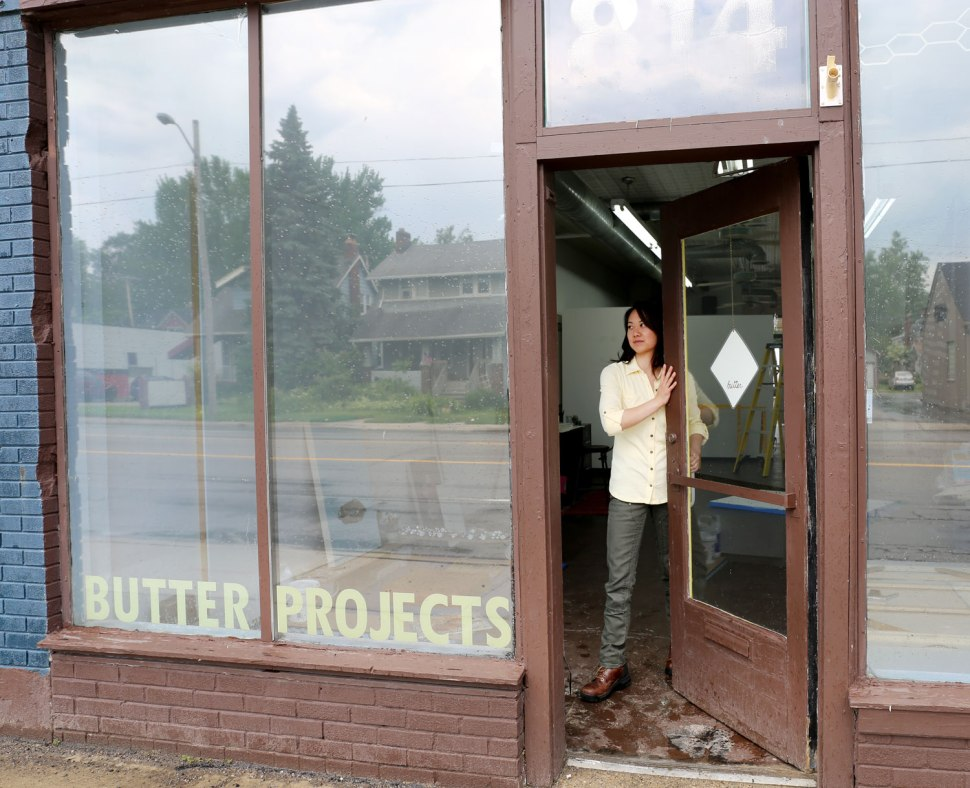 Butter Projects / Crafted in Carhartt