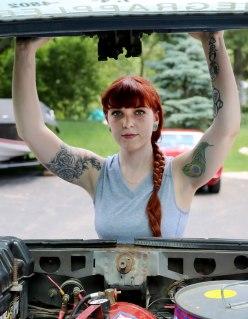 Gear Head Molly Straight / Crafted in Carhartt